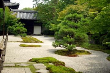 Giardino giapponese ciao da kyoto - Giardini con pietre bianche ...